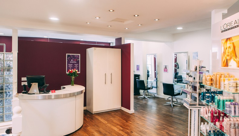 hairdressing offers  Love the Salon