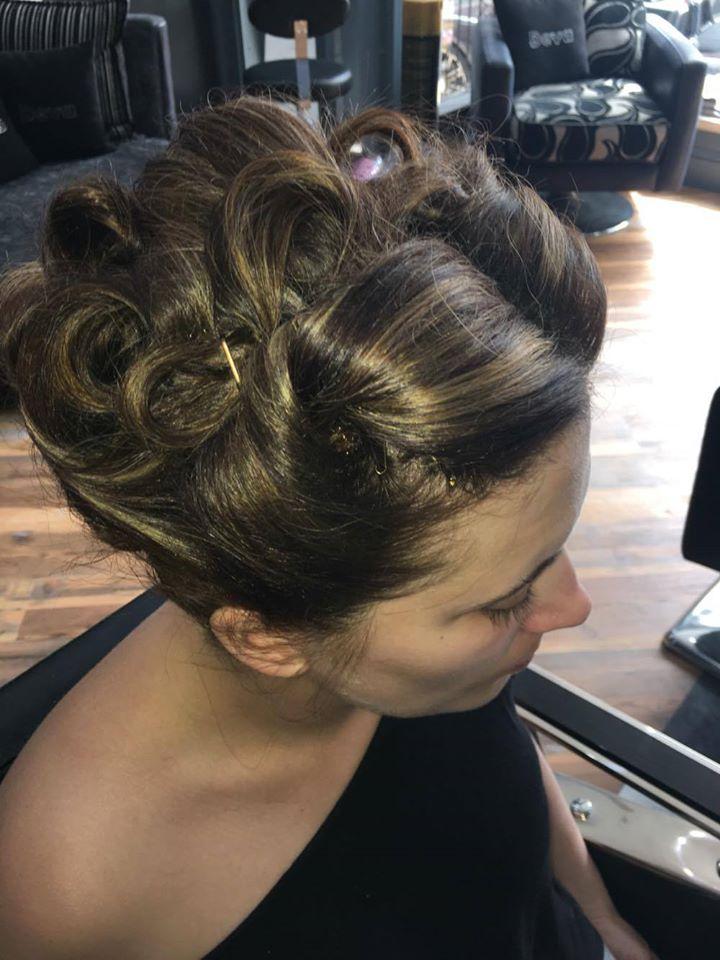 hairdresser offers Deva Hair