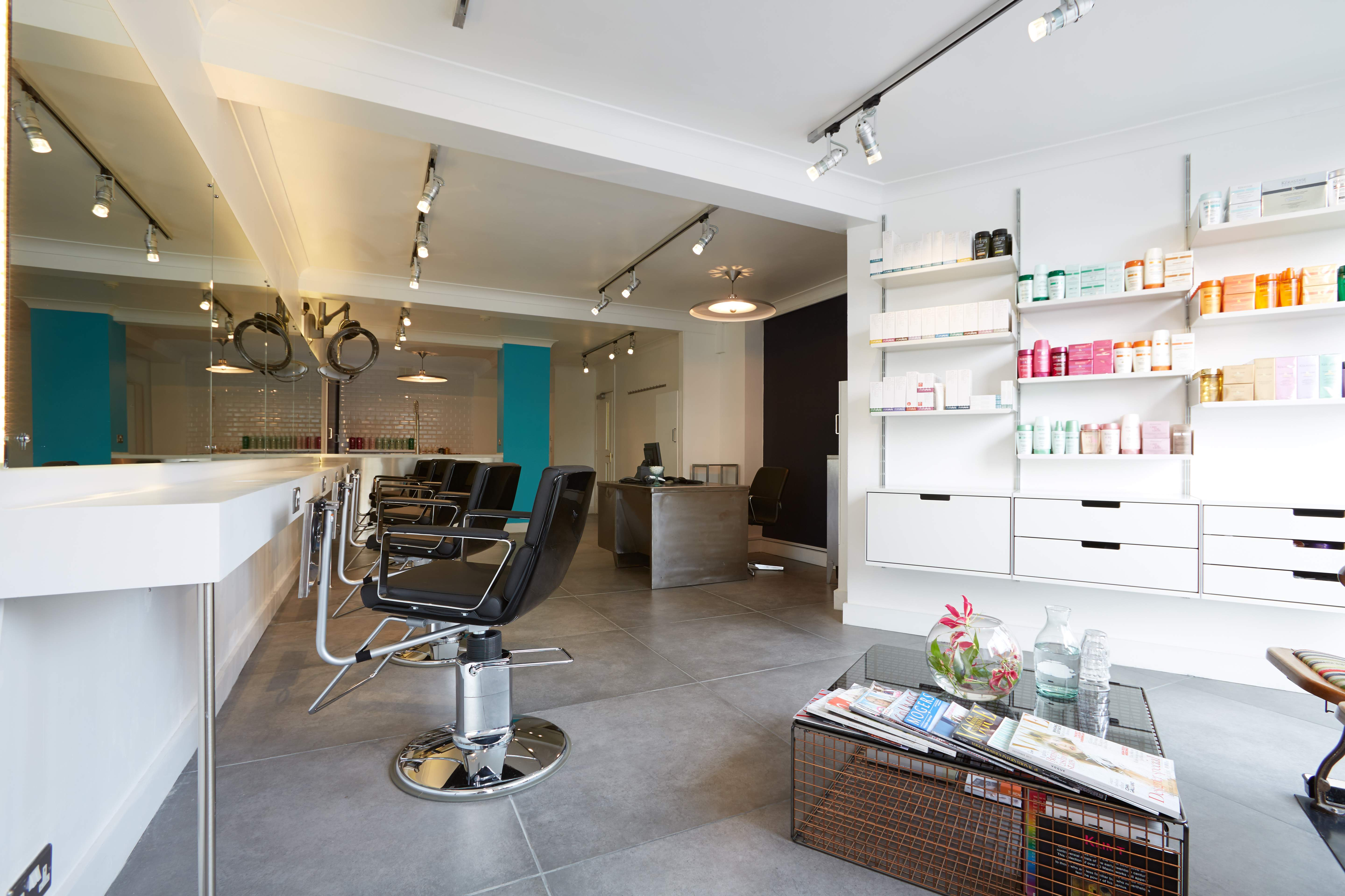 hair salon offers Material Hair