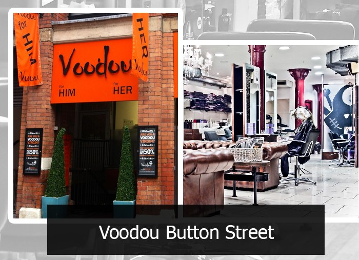 hair salon offers Voodou For Him