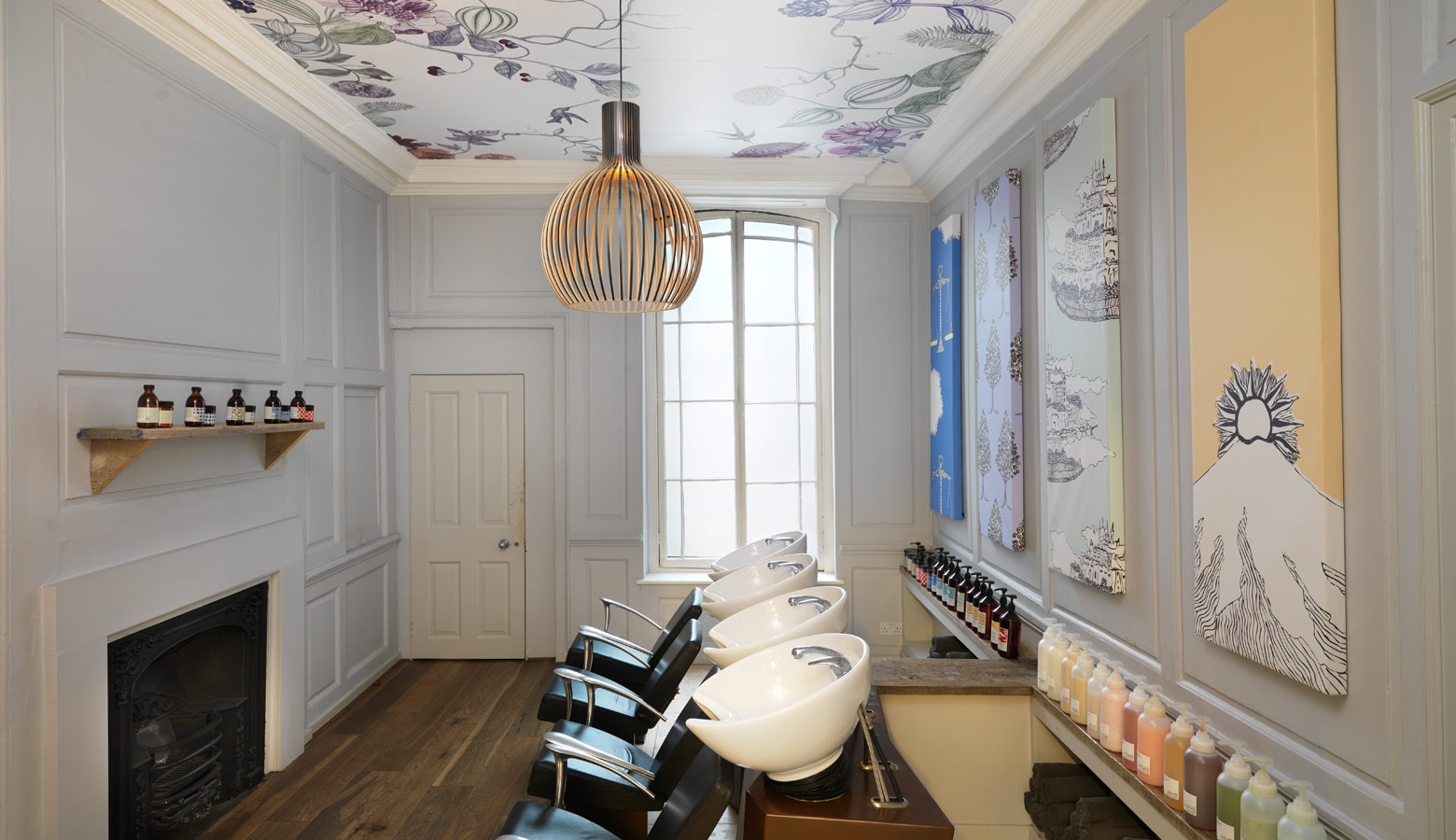 hairdressing offers  Ena Salon - SOLD OUT