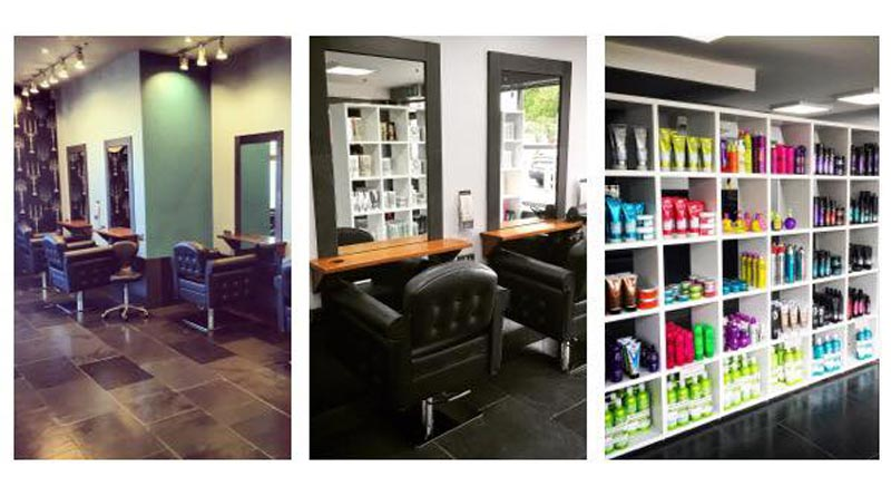 hair salon offers Stone Hairdressing
