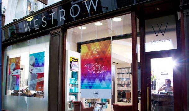 hairdresser offers Westrow