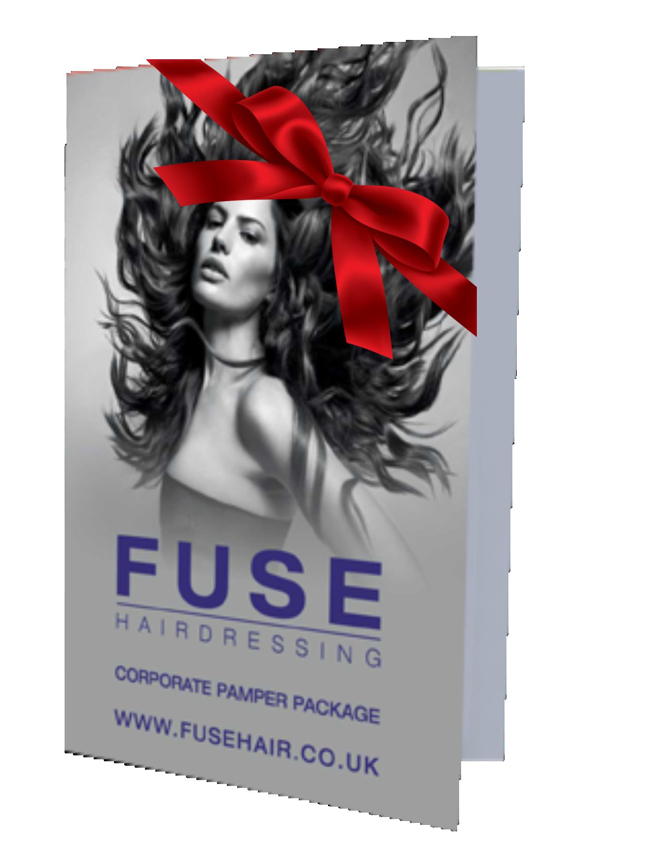 hairdresser offers Fuse Hairdressing