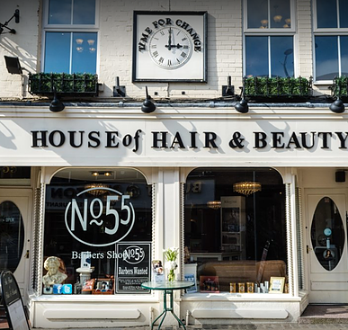 hair salon offers House of Hair & Beauty