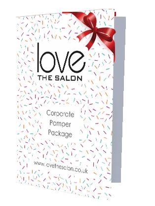 hairdresser offers Love the Salon
