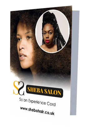 hairdresser offers Sheba Salon