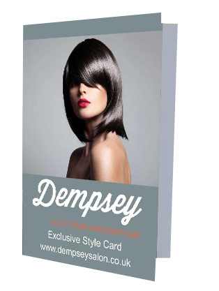 hairdresser offers Dempseys - SOLD OUT!