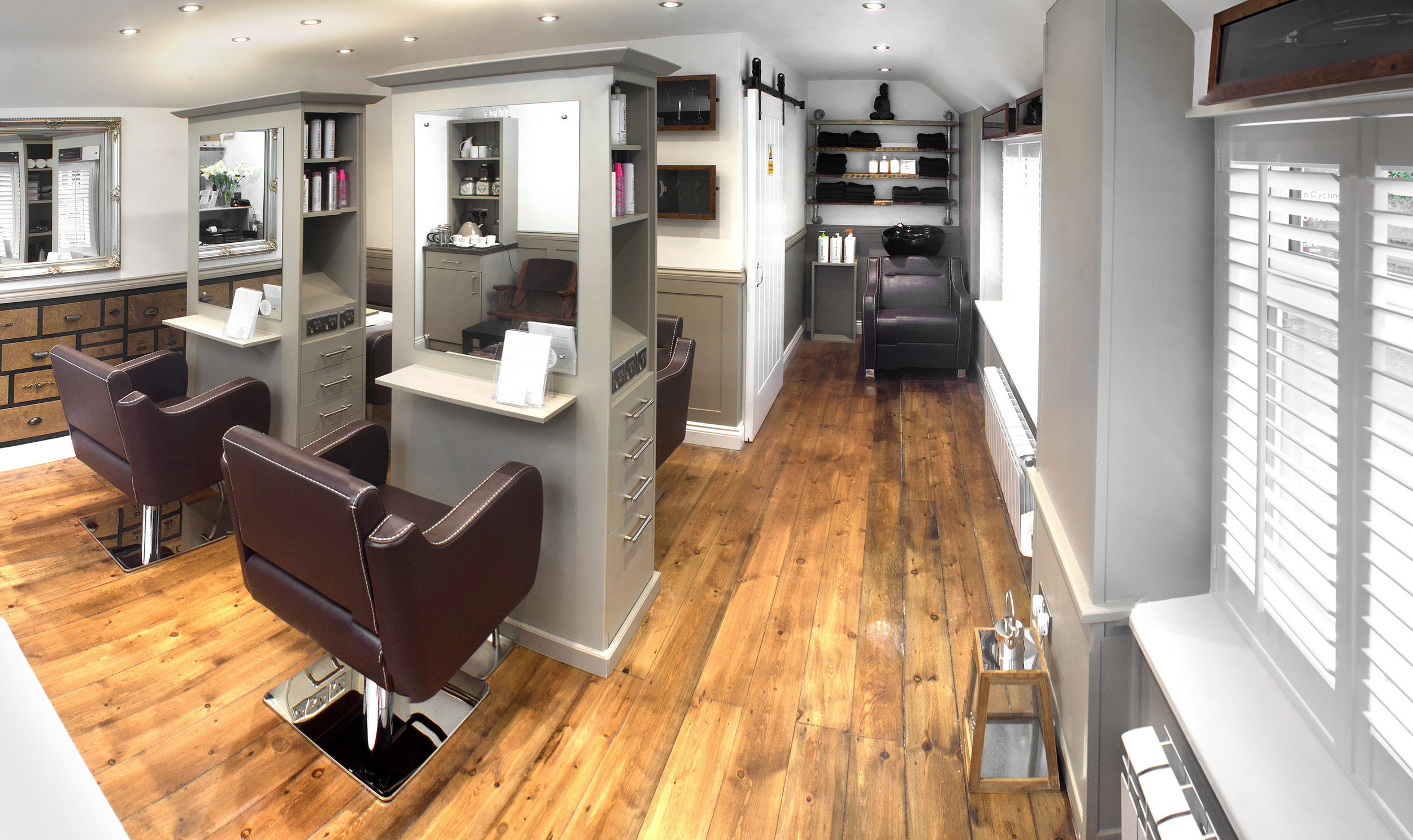 hair salon offers Aspen Hair & Beauty