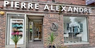 hairdresser offers Pierre Alexandre Hair