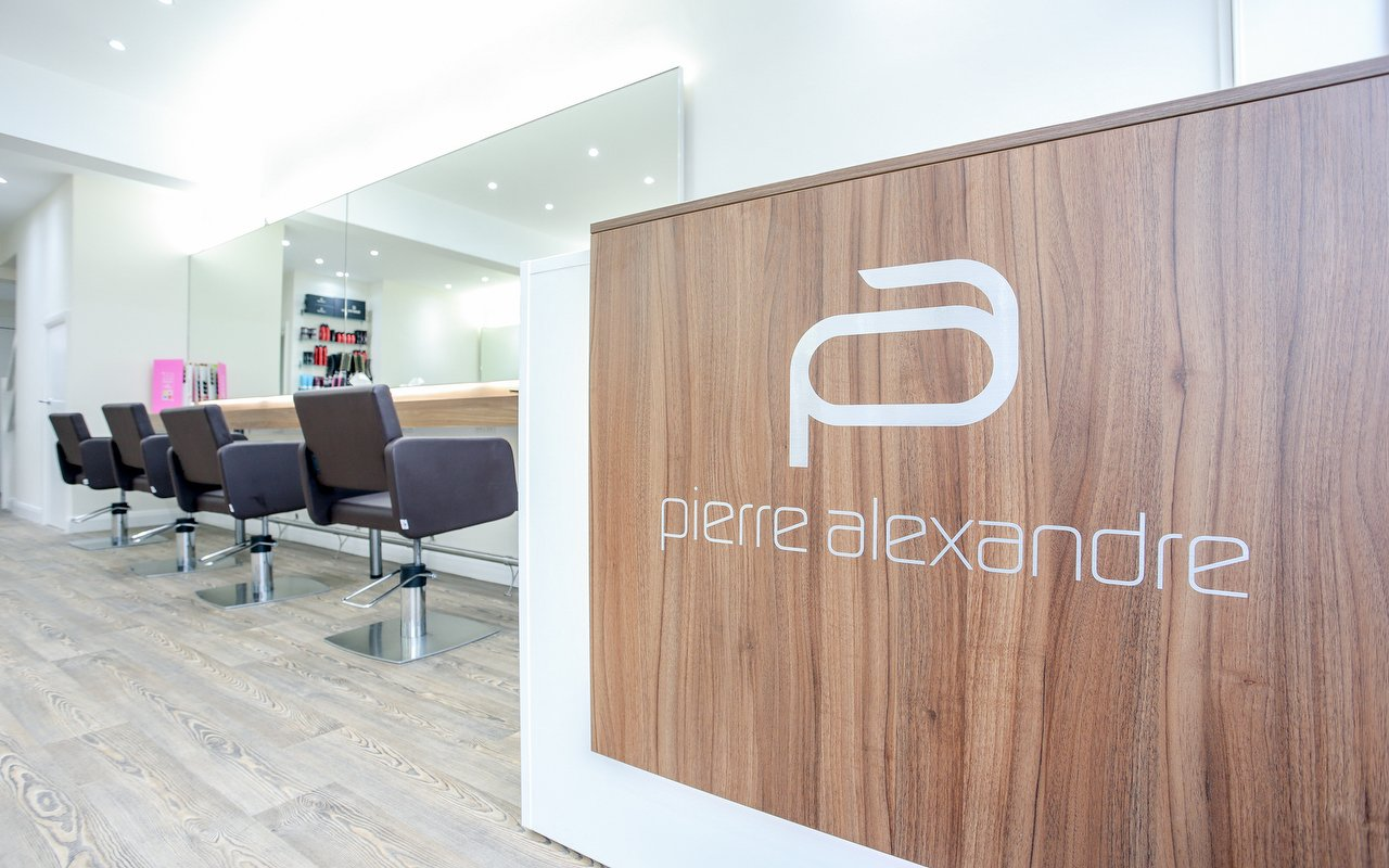 hair salon offers Pierre Alexandre Hair