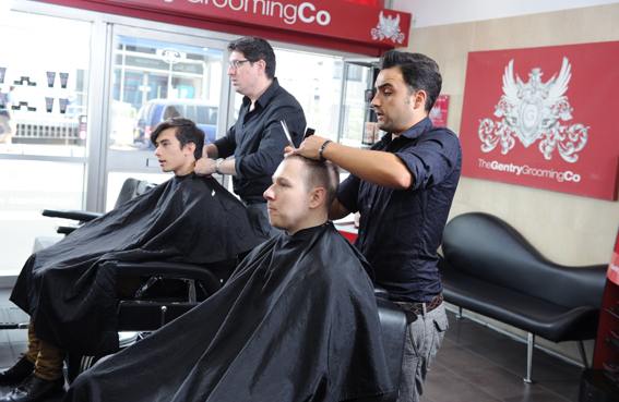 hair salon offers Gentry Grooming Co