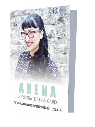 hairdresser offers Arena Creative