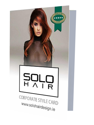 hairdresser offers Solo Hair Design