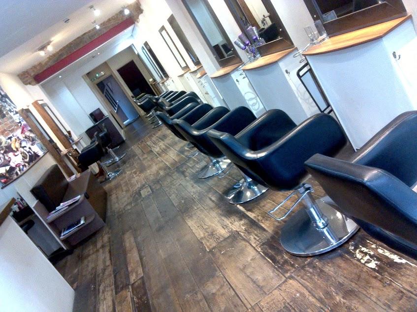 hair salon offers Associates Hair