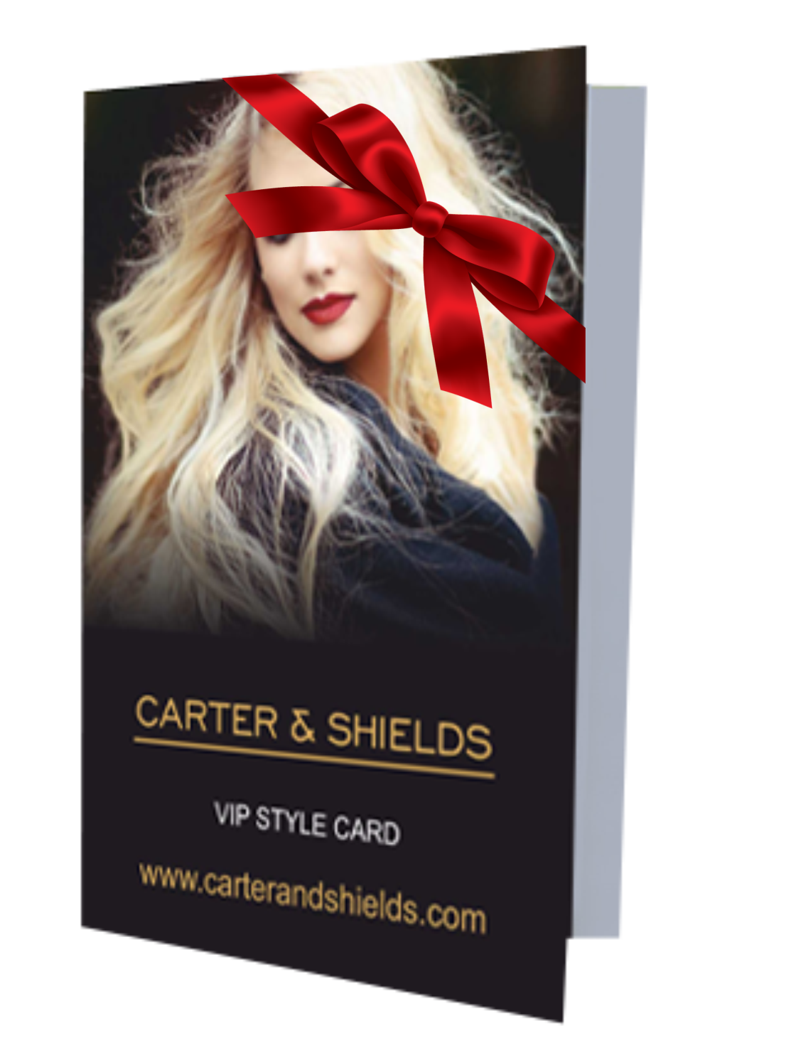 hairdresser offers Carter & Shields