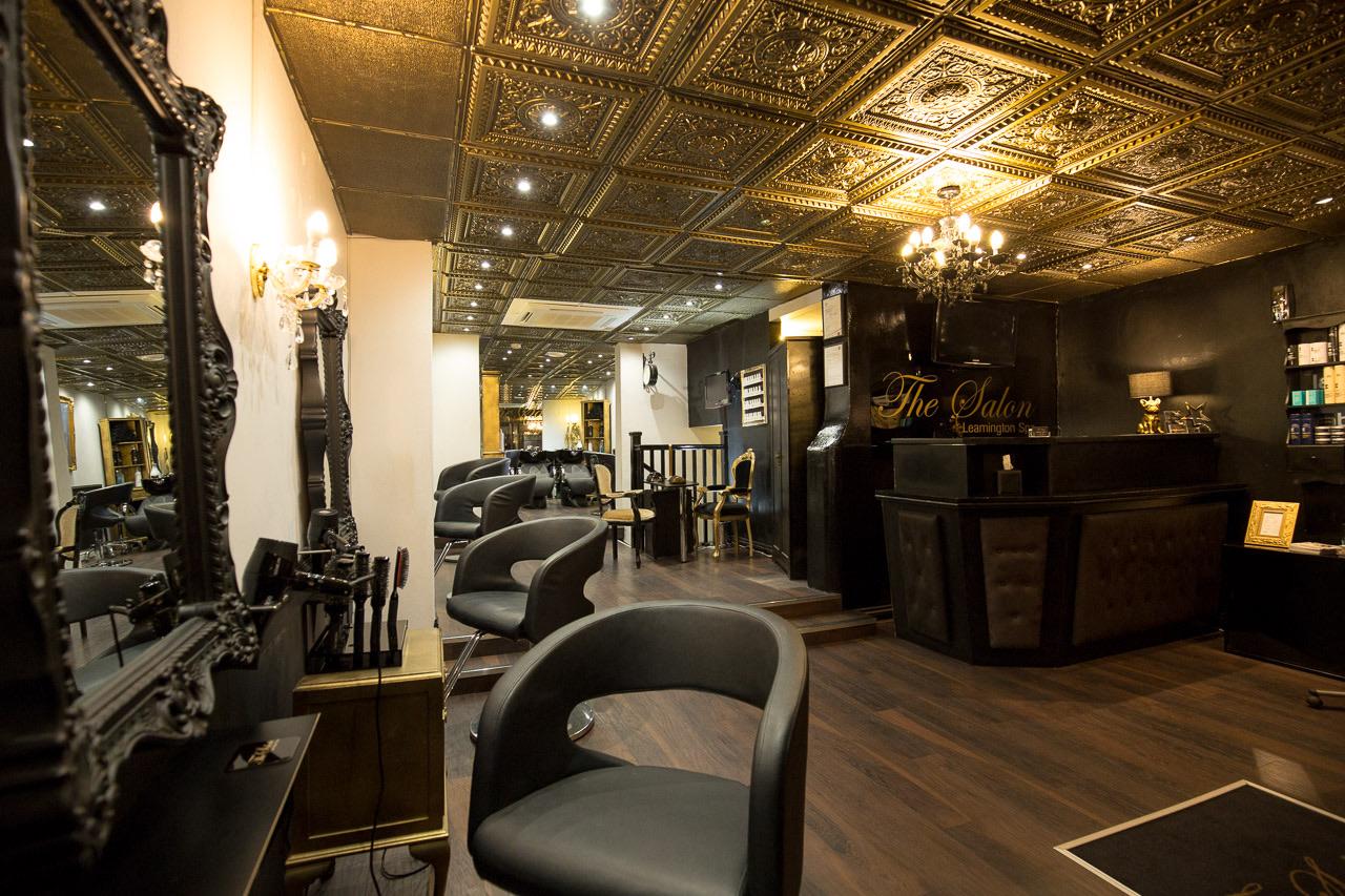 hair salon offers The Salon