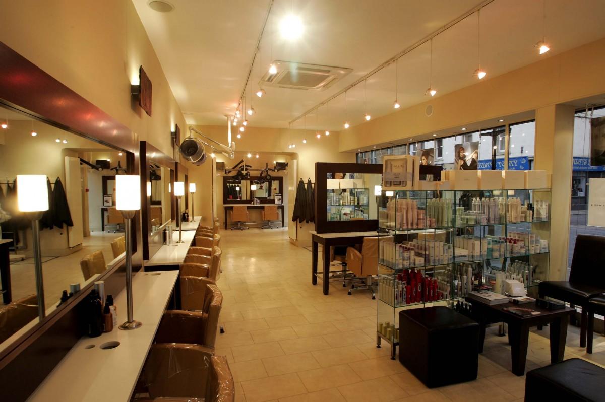 hair salon offers Charlie Taylor